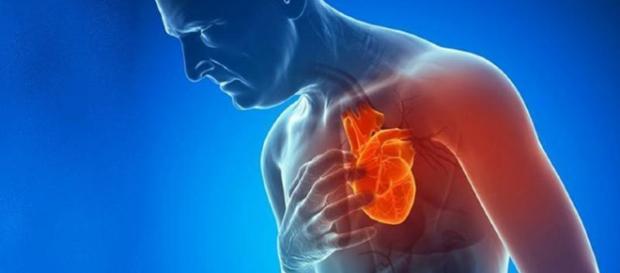 O corpo avisa 1 mês antes de um ataque de miocárdio.