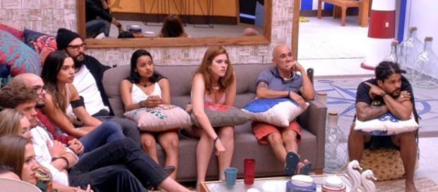 Sônia Abrão faz revelação bombástica sobre o BBB18. (foto reprodução).