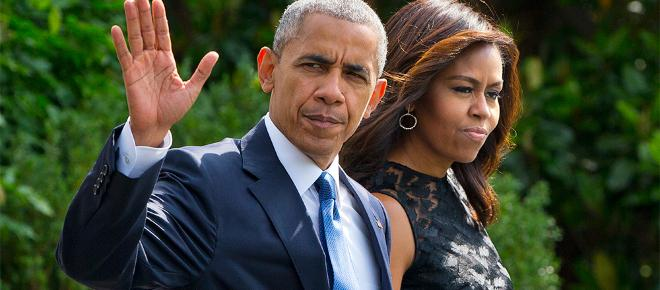 Barack and Michelle Obama considering doing a series with Netflix