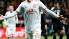 El centrocampista Isco le brindan mas confianza en la selección que en el Madrid
