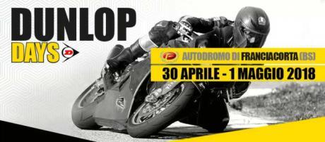 Dunlop Days: 2 giorni di test pneumatici a Franciacorta - amotomio.it