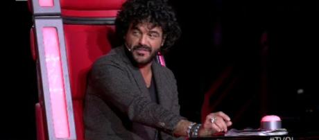 Francesco Renga contro Fabrizio Moro a The Voice