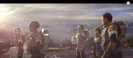 'Lost in Space' gets reboot via Netflix. [image source: Netflix/YouTube screenshot]