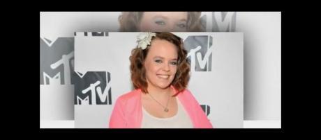 'Teen Mom 2' star Catelynn Lowell. - [Image from Beautiful Life / YouTube screencap]
