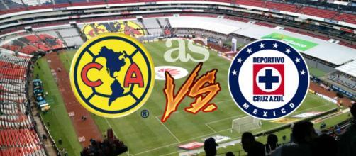 A solo horas del gran clásico mexicano con mucha historia y rivalidad.