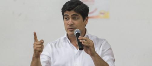 Carlos Alvarado es el nuevo presidente de Costa Rica
