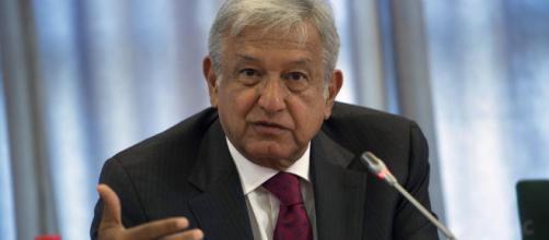 El candidato López Obrador promete en Santander el fin de la ... - elmundo.es