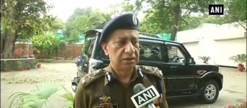 Generl Vaid announcing the success of the operation . Picture-( image credit-ANI- Youtube.com)