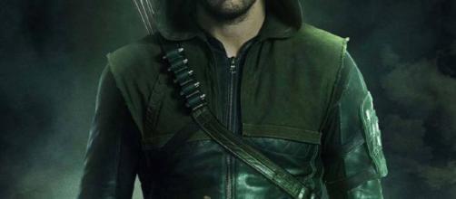 La serie de DC Arrow. Sus actores.