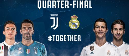 Martes 03-04. Hora: 20:45. Juventus Stadium.