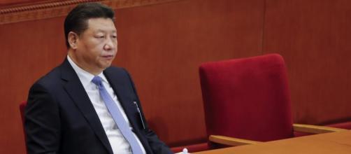 President Xi has threatened military option .Photo-( Image credit- NewsY-Youtube.com)