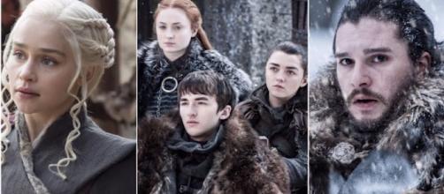 Some new glimpses of 'Game of Thrones' Season 8. - [NewRockstars / YouTube screencap]