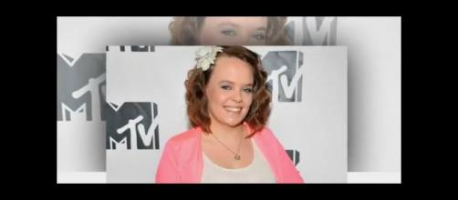 'Teen Mom 2' star Catelynn Lowell. - [Image from Beautiful Life / YouTube screencap]