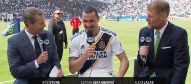 La plus zlatanesque des interviews d'Ibrahimovic après son début de folie en MLS