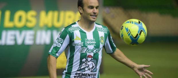 Landon Donovan el mejor jugador del equipo de León.
