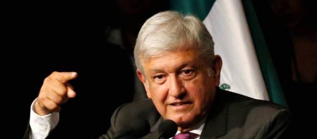 Manuel López Obrador, principal candidato para México