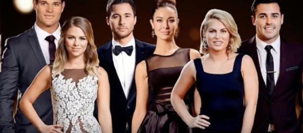 The cast of 'Bachelor in Paradise Australia', season 1 - via YouTube/Celeb Magazine