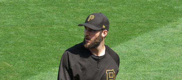 Trevor Williams was recently pulled from a no hitter. [image source: Editosaurus/Wikimedia Commons]
