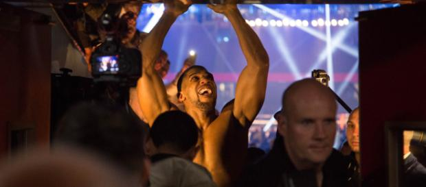 World heavyweight boxing champion Anthony Joshua | (Image via Games Sport Casino/Flickr)