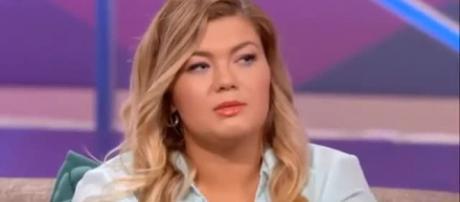 Amber Portwood appears on 'Teen Mom OG.' [Photo via MTV/YouTube]