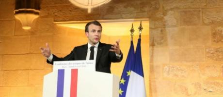 Macron et le lien abîmé entre l'Eglise et l'Etat