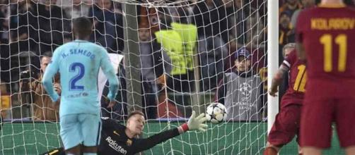 Barcelona caiu inesperadamente na Champions
