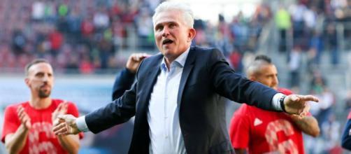 Bayern : Jupp Heynckes remercie Carlo Ancelotti | SUNU FOOT - snfoot.tk