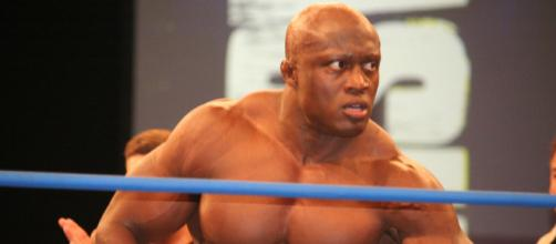 Bobby Lashley is back in the saddle again. [image source: Mike Kalasnik - Flickr]