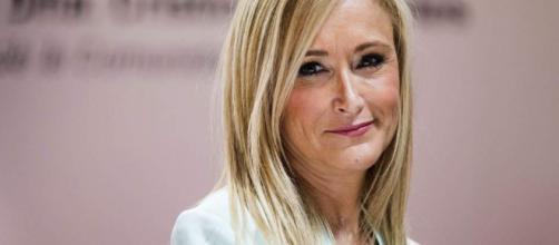 Cristina Cifuentes es presidenta de la Comunidad de Madrid. Public Domain.