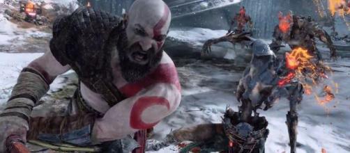 Dios de la Guerra: de Sony para el 20 de abril.