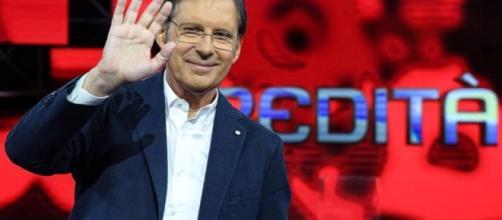 Fabrizio Frizzi, la promessa d'amore