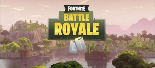 Fortnite Battle Royale cometa golpeara mapa del juego
