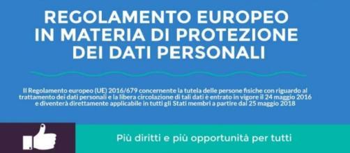 Regolamento europeo sulla protezione dei minori
