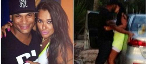 Kamyla Simioni, ex-amante de Tony Salles está sendo processada por Scheila Carvalho