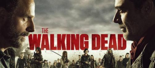 La venganza de los no muertos en The Walking Dead.