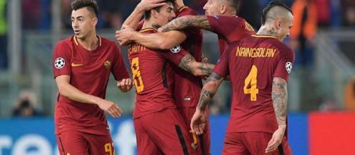 Roma-Barcellona, Champions League