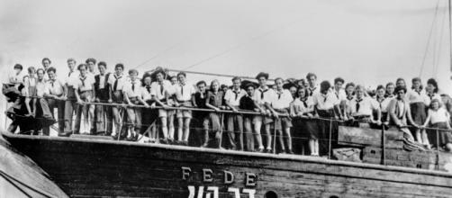 """Milano: dal 10 aprile """"Le navi della speranza. Aliya Bet dall'Italia 1945-1948"""""""