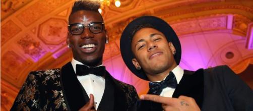 """Neymar: """"Me gustaría jugar con Pogba en el Barça"""" - Diario La Prensa - laprensa.hn"""