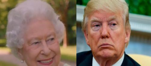 Queen Elizabeth on Donald Trump, via Twitter