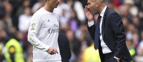 Real Madrid : Zidane fait des révélations sur Cristiano Ronaldo !