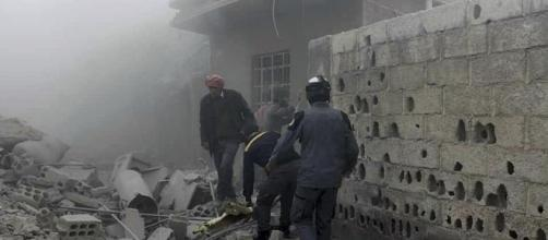 US and Russia clash over blame for Syria chemical attacks - armytimes.com