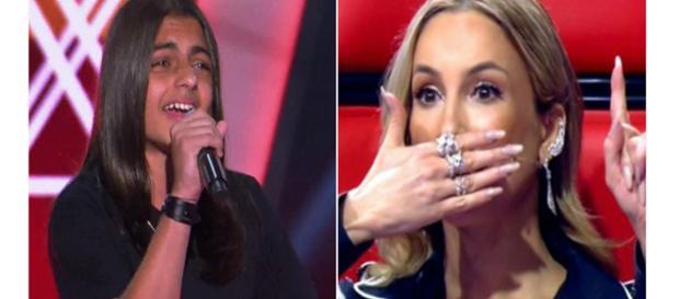 A cantora emocionou a todos ( Reprodução - Instagram )
