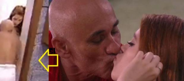 Ayrton e Ana Clara voltam a 'causar' no BBB18
