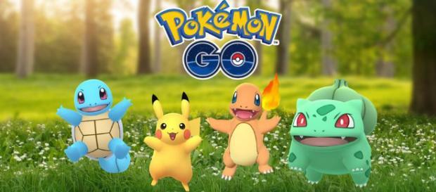 Celebración de una semana de Pokémon de Kanto.