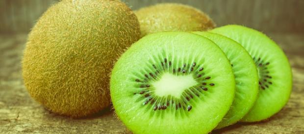 El Kiwi se considera una super fruta ya que es rica en mchos nutrientes.