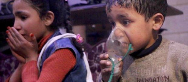 Giftgasangriff in Syrien: So schlimm ist die Lage in Duma - Blick - blick.ch