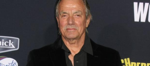 J.T. may tell Victoria that he put Victor in the hospital.( Image via Eric Braeden memoir YR-Wenn)