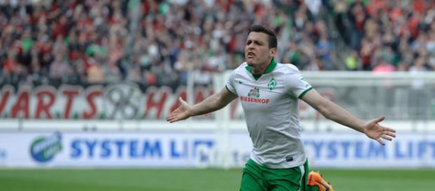 Junuzovic froh: Werder kein Favorit - Bundesliga - kicker - kicker.de