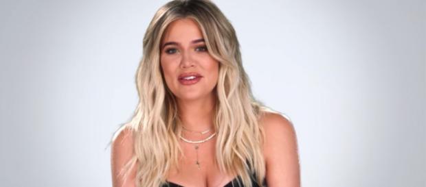 Khloe Kardashian Says Her Baby Is Kicking More Than Ever ... - etonline.com