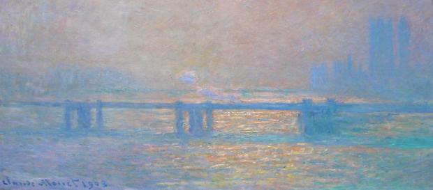 Monet el impresionismo urbano en Londres